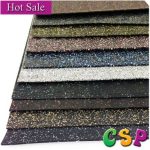 China Manufacturer Recycled Rubber Floor Mat Roll pictures & photos