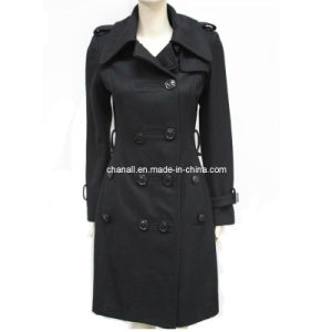 Women Fashion Long Coat (CHNL-CT005)