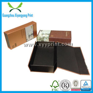 Elegant Cardboard Paper Magnetic Closure Gift Box pictures & photos