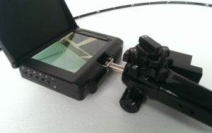 Digital Camera with 5.0′′ LCD, 2m Testing Cable