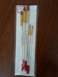 Professional Nylon Painting Brush, Bristle Paint Brush pictures & photos