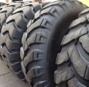 Fullstar Loader Tyre 17.5-25, 20.5-25, 23.5-25 E3 Patten L3 Pattern Earthmover OTR Tyre pictures & photos