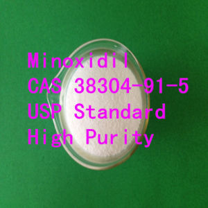 USP Minoxidil High Purity Minoxidil CAS 38304-91-5 Pharma Raw Material Promoting Hair Regrowth