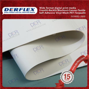 Solvent Print PVC Tarpaulin Fabric pictures & photos
