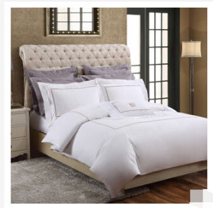 Luxury Hotel Linen Bedding Set Bed Sheet (T18) pictures & photos