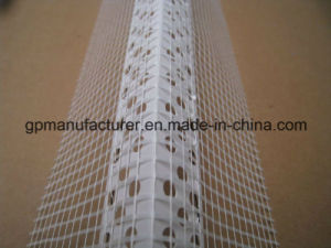PVC Corner Bead Under Window-Sill Profile with Mesh pictures & photos