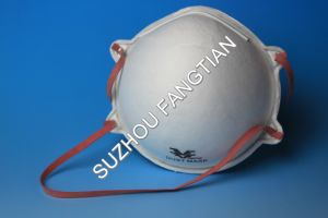 Non-Woven Dust Mask Face Mask with CE pictures & photos