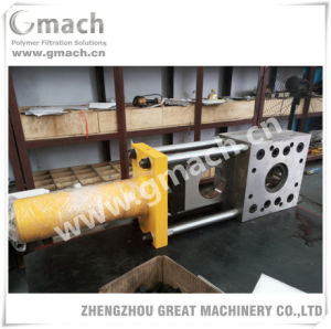 Hydraulic Screen Changer for Plastic Extrusion Production Line pictures & photos