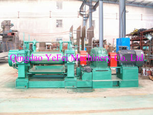 Open Mixing Machine Rubber Mixing Mill Machine pictures & photos