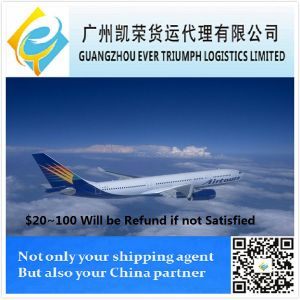 Air Freight Shipment From China to Finland