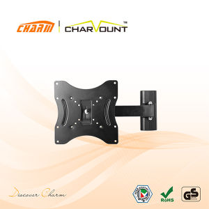 """Tilting and Swivel TV Mount for 17""""-42"""" Screens (CT-LCD-T131) pictures & photos"""