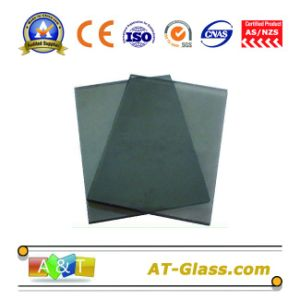 4, 5, 6, 8, 10mm Dark Grey Reflective Float Glass/Coated Glass/Tinted Glass pictures & photos