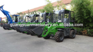 Hydraulic Transmission Zl08f Wheel Loader pictures & photos