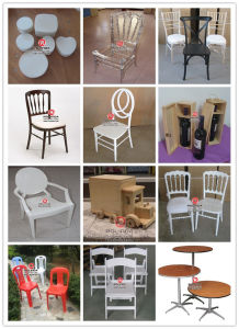 Easy Stacking Plastic Chair of Different Colors pictures & photos