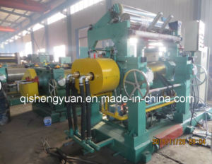 China Rubber Mixer & Two Roll Mill Machine pictures & photos