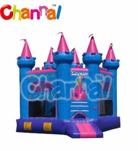 High Quality Girls Inflatable Castle pictures & photos