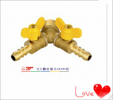 Female Thread Gas Valve