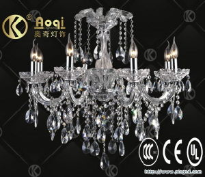Luxury Crystal Chandelier Lamp (AQ10805-L8) pictures & photos