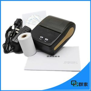 Portable Mini Android Cheap Bluetooth Thermal Printer with USB Ports pictures & photos