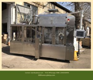 Lassi Gable Top Carton Filling Packaging Machine pictures & photos