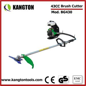 Gas Powered Straight Shaft Back-Pack Brush Cutter (BG430) pictures & photos