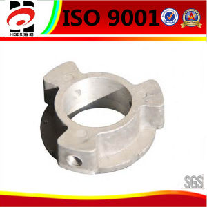 Durable Glossy Die Casting Aluminum Motorcycle Parts pictures & photos