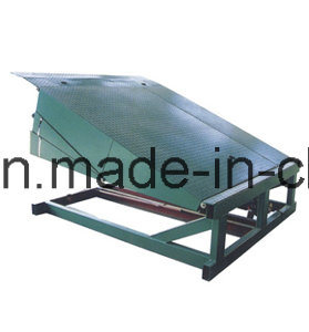 8t Loading and Unloading Fixed Dock Leveler pictures & photos
