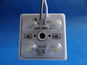 3232 2835 Waterproof SMD LED Module with Lens pictures & photos