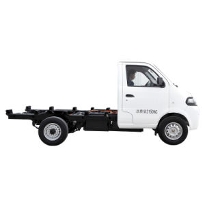 EEC Approved Electric Truck Chassis with Single Cab pictures & photos