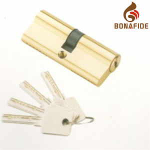 Brass Double Cylinder Lock pictures & photos