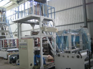 Sj-B Rotary Die Head PE Film Extrusion Machine (CE) pictures & photos