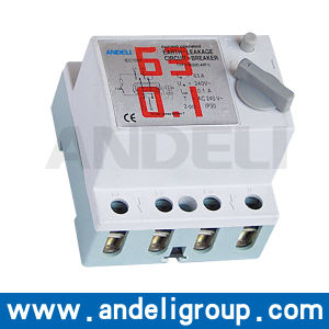 2p RCD Residual Current Device (DZL6) pictures & photos
