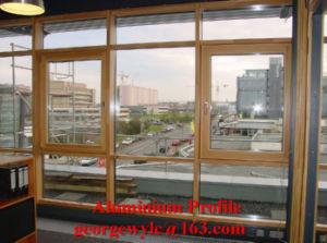 ISO 9001 Powder Coating Aluminum Profile Extrusion Aluminium Profiles for Window and Door pictures & photos