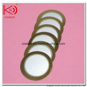 Brass Steel Nickel Piezoelectric Ceramic Piezo Element