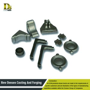 Customized Equipment Parts Investment Casting Parts pictures & photos