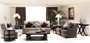 Hotel Furniture/Hospitality Sofa/Hotel Living Room Sofa/Modern Sofa for Hotel (GL-015) pictures & photos