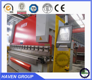 Heavy duty CNC Electric hydraulic press brake pictures & photos