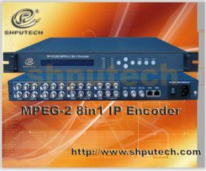 MPEG-2 8in1 Super Encoder (SP-E5208)