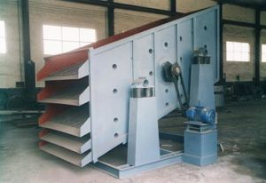China Suppliers Vibrating Screen Price pictures & photos
