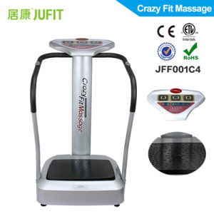 JUFIT Whole Body Vibration Slimmer Crazy Fitness Massage (JFF001C4) pictures & photos