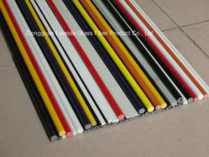 Stable Quality Fiberglass FRP Rod with High Elasticity