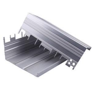 6063-T5 Aluminum LED Heatsink with CNC Machining pictures & photos
