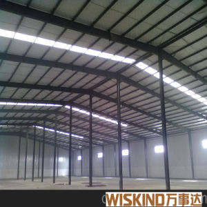 Wiskind Frame Steel Building Warehouse pictures & photos