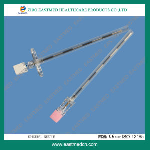 Disposable Epidural Needle ISO Approved pictures & photos