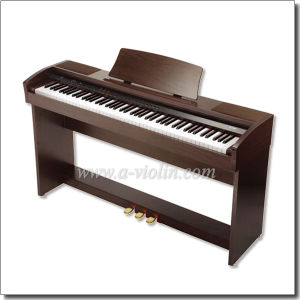 88 Key Touch Sensitive Hammer Keyboard Upright Digital Piano (DP818) pictures & photos