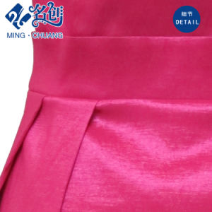 New Red Ladies Fashion Slim-Fit Dress Sleeveless pictures & photos