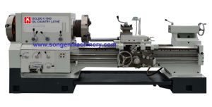 Oil Country Lathe, Spindle Bore Diameter 200mm pictures & photos