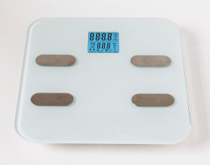 Whole ABS Plastic Body Fat Scale (HF3621) pictures & photos