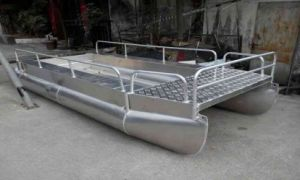 19FT 5.8m aluminium Fishing Yacht Working Boat pictures & photos