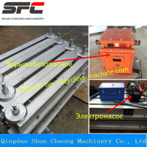 Conveyor Belts Joint Vulcanizing Press with Flameroof Motor / Conveyor Belts Repairing Machine, Conveyor Belt Splicing Vulcanizing Press pictures & photos